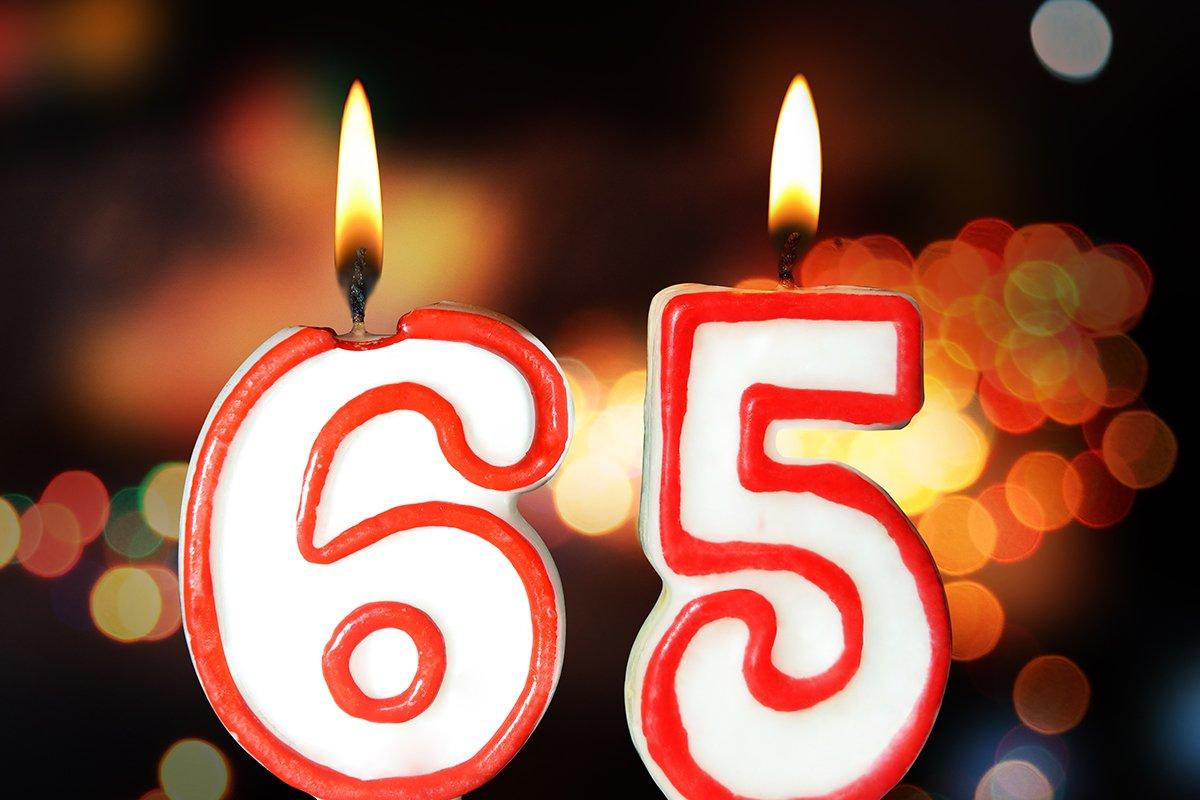 Preparing to turn 65